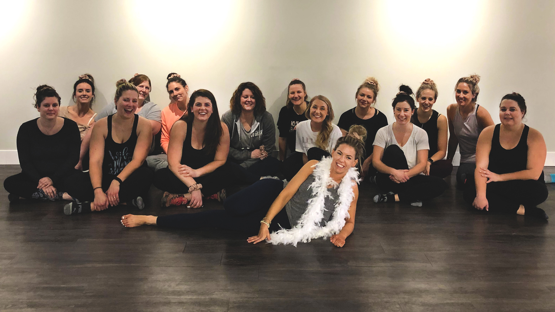 Hype Dance Bachelorette Stagette Hen Party Dance Wedding Bride Kelowna Okanagan